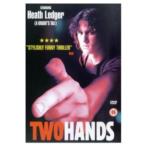heath ledger two hands