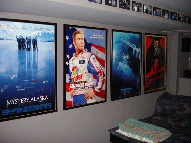 Where to get frames for movie posters?